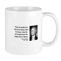 Thomas Jefferson 6 Mug