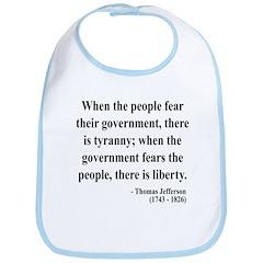 Thomas Jefferson 6 Bib