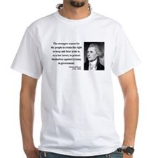 Thomas Jefferson 7 Shirt