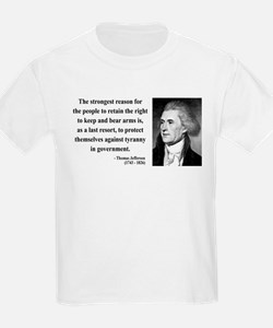 Thomas Jefferson 7 T-Shirt
