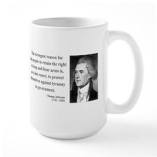 Thomas Jefferson 7 Mug