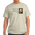 Thomas Jefferson 8 Light T-Shirt