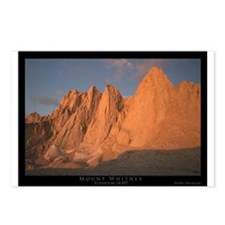 Mt. Whitney Postcards (Package of 8)