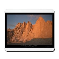 Mt. Whitney Mousepad