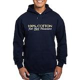 100 cotton Dark Hoodies