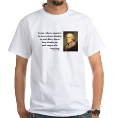 Thomas Jefferson 11 Shirt