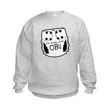 Down With OBV Sweatshirt