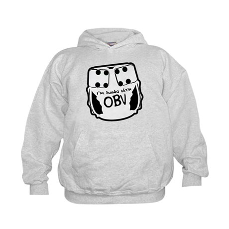 Down With OBV Kids Hoodie