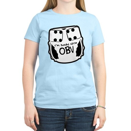 Down With OBV Women's Light T-Shirt
