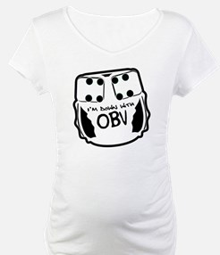 Down With OBV Shirt