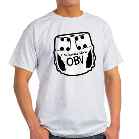 Down With OBV Light T-Shirt