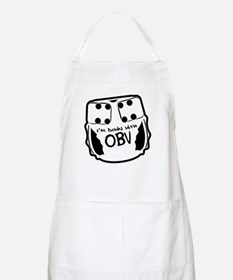Down With OBV BBQ Apron