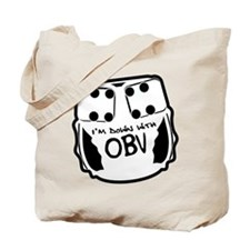 Down With OBV Tote Bag