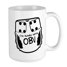 Down With OBV Mug