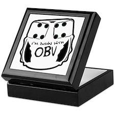 Down With OBV Keepsake Box