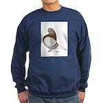 Domestic Flight Mealy Sweatshirt (dark)