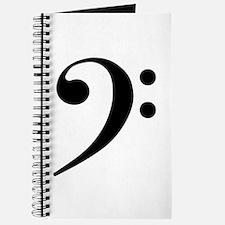 Bass Clef Journal