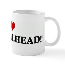 I Love My METALHEAD!! Mug