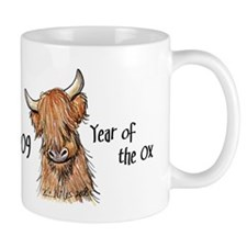 2009 Year Of The Ox Mug