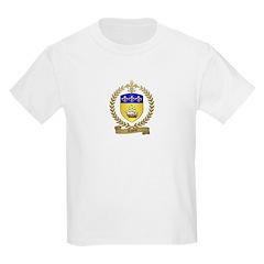 LIZOTTE Family Crest Kids T-Shirt
