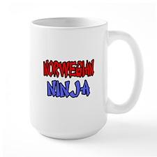 """Norwegian Ninja"" Mug"