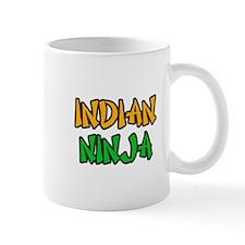 """""""Indian Ninja"""" Mug"""