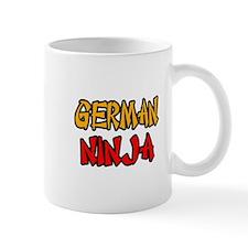 """""""German Ninja"""" Mug"""