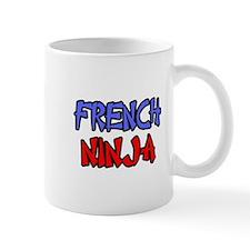 """""""French Ninja"""" Mug"""