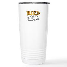 """Dutch Ninja"" Travel Mug"