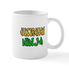 """Australian Ninja"" Mug"