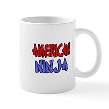 """""""American Ninja"""" Mug"""