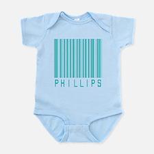 Phillips Infant Bodysuit