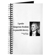 Thomas Jefferson 15 Journal