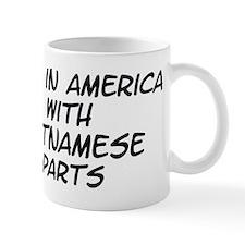 Vietnamese Parts Mug