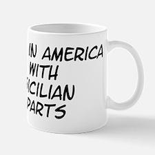 Sicilian Parts Mug