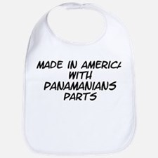 Panamanians Parts Bib