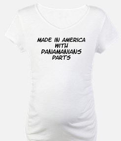 Panamanians Parts Shirt