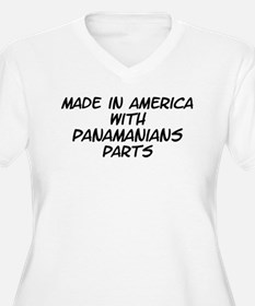 Panamanians Parts T-Shirt