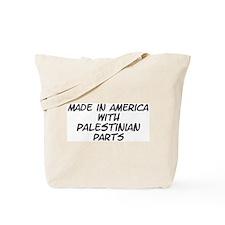 Palestinian Parts Tote Bag