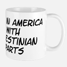 Palestinian Parts Mug