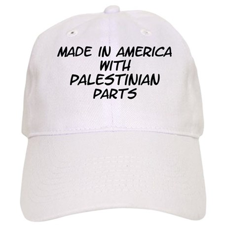 Palestinian Parts Cap