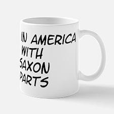Saxon Parts Mug
