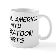 Saskatoon Parts Mug