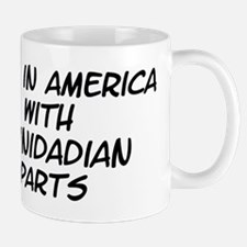 Trinidadian Parts Mug