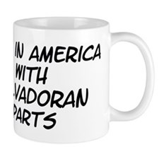 Salvadoran Parts Mug