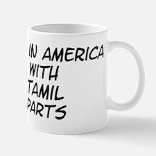 Tamil Parts Mug