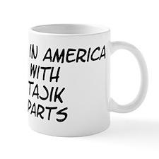 Tajik Parts Mug