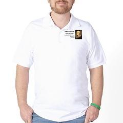 Thomas Jefferson 20 Golf Shirt