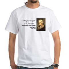 Thomas Jefferson 20 Shirt