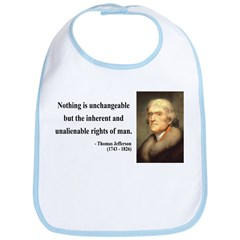 Thomas Jefferson 20 Bib